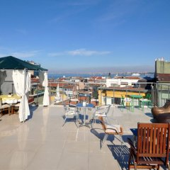 Мини- Khalkedon Istanbul Турция, Стамбул - отзывы, цены и фото номеров - забронировать отель Мини-Отель Khalkedon Istanbul онлайн бассейн