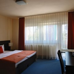 Отель Prestige House 3* Стандартный номер с двуспальной кроватью фото 3