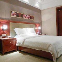 Gangxin Business Hotel 2* Стандартный номер с различными типами кроватей
