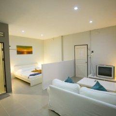 Отель Infinity Guesthouse 2* Улучшенный номер с различными типами кроватей фото 16