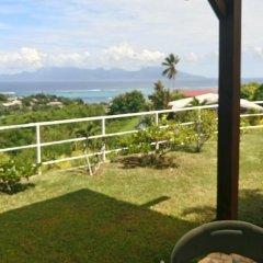 Отель Piafau hills Французская Полинезия, Фааа - отзывы, цены и фото номеров - забронировать отель Piafau hills онлайн пляж фото 2