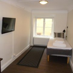 Отель Castle House Inn 2* Стандартный номер с различными типами кроватей (общая ванная комната) фото 5
