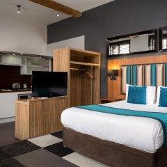 Отель ROOMZZZ Манчестер комната для гостей фото 2