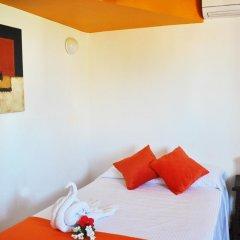 Hotel Hacienda de Vallarta Centro 3* Стандартный номер с двуспальной кроватью