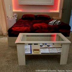 Гостиница Kharkovlux 2* Люкс с различными типами кроватей фото 5