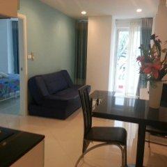 Отель Jada Beach Residence 3* Апартаменты с различными типами кроватей фото 2