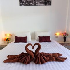 Отель Baan Chaylay Karon 3* Стандартный номер с различными типами кроватей фото 14