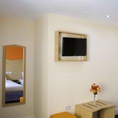 Queens Hotel 3* Стандартный номер с различными типами кроватей фото 23