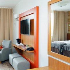 Oru Hotel 3* Стандартный семейный номер с разными типами кроватей фото 3