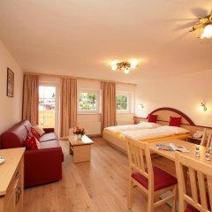 Отель Aparthotel Waidmannsheil 4* Апартаменты разные типы кроватей фото 4