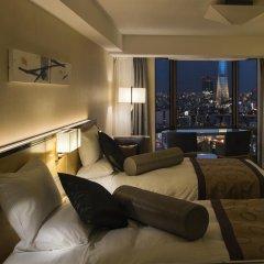 Asakusa View Hotel 4* Улучшенный номер с 2 отдельными кроватями фото 2