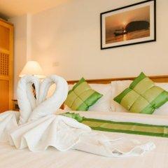 Отель Searidge Hua Hin By Salinrat Полулюкс с различными типами кроватей фото 3