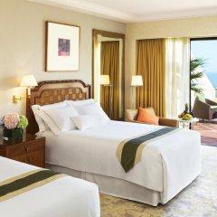 Отель Grand Coloane Resort 4* Улучшенный номер с различными типами кроватей фото 3
