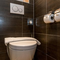 Отель Inner Amsterdam 2* Стандартный номер с 2 отдельными кроватями фото 9
