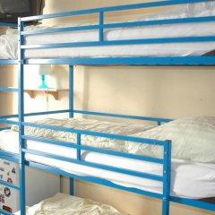 Buch-Ein-Bett Hostel Стандартный номер с двуспальной кроватью фото 7