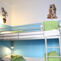 Rivoli Cinema Hostel Кровать в женском общем номере двухъярусные кровати фото 2