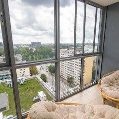 Апартаменты Senator Warsaw Apartments комната для гостей фото 5