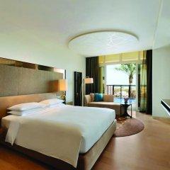 Park Hyatt Abu Dhabi Hotel & Villas 5* Люкс с различными типами кроватей фото 4