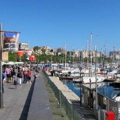 Отель Barceloneta Studios Барселона приотельная территория фото 2