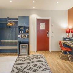 Отель Hotell Bondeheimen 3* Стандартный номер с двуспальной кроватью фото 16