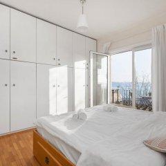 Апартаменты Tarus Bosphorus Apartments Besiktas комната для гостей фото 4