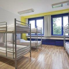 Отель Generator Berlin Prenzlauer Berg Стандартный номер с различными типами кроватей фото 3