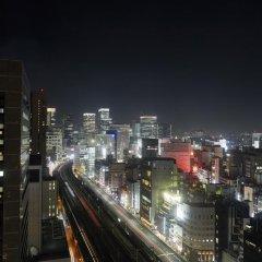 Dai-ichi Hotel Tokyo балкон