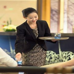 Отель Lakeside Hotel Xiamen Airline Китай, Сямынь - отзывы, цены и фото номеров - забронировать отель Lakeside Hotel Xiamen Airline онлайн интерьер отеля фото 3