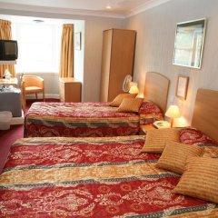 Albion Hotel 3* Стандартный семейный номер с различными типами кроватей фото 2