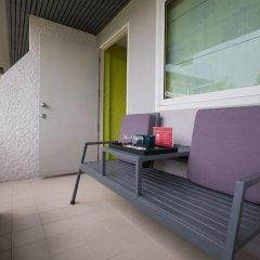 Отель ZEN Rooms Naklua балкон