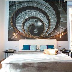 Отель Milizie 76 Gallery 2* Номер Делюкс с двуспальной кроватью фото 10