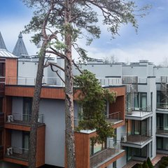 Апартаменты Sonia Apartments балкон