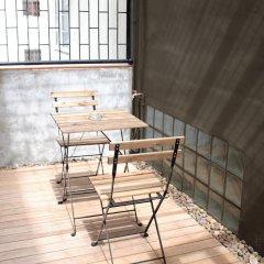 D Hostel Bangkok Кровать в общем номере фото 8