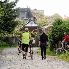 Отель Søndervig Camping & Cottages спортивное сооружение