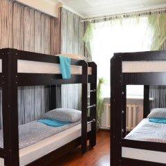 Like Hostel Tula Кровать в общем номере с двухъярусной кроватью фото 14