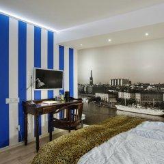 Skanstulls Hostel Стандартный номер с различными типами кроватей фото 27