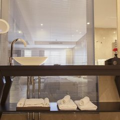 Quentin Boutique Hotel 4* Люкс с различными типами кроватей фото 19
