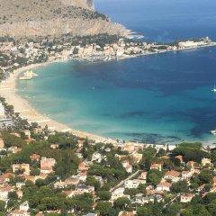 Отель Villa Le Lanterne Pool & Relax Италия, Палермо - отзывы, цены и фото номеров - забронировать отель Villa Le Lanterne Pool & Relax онлайн пляж