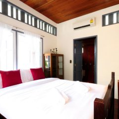 Отель Baan Noppawong 3* Номер Делюкс с различными типами кроватей фото 5