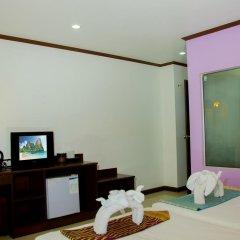 Hawaii Patong Hotel 3* Улучшенный номер с двуспальной кроватью фото 6
