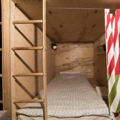 Хостел Архитектор Кровать в общем номере с двухъярусной кроватью фото 17