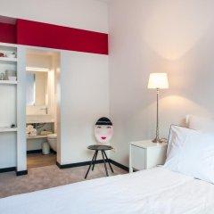Отель Be&Be Sablon 12 Бельгия, Брюссель - отзывы, цены и фото номеров - забронировать отель Be&Be Sablon 12 онлайн комната для гостей фото 5