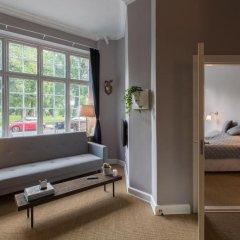 Отель CPH Boutique Hotel Apartments Дания, Копенгаген - отзывы, цены и фото номеров - забронировать отель CPH Boutique Hotel Apartments онлайн комната для гостей фото 4