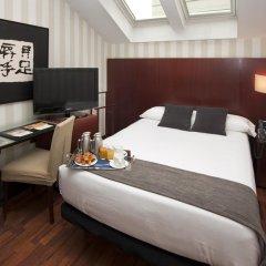 Отель Zenit Coruña 4* Номер категории Эконом с различными типами кроватей фото 2