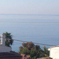 Отель Villa La Scogliera Фонтане-Бьянке пляж