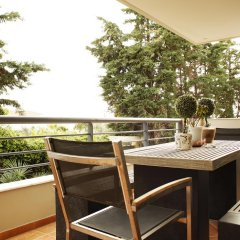 Отель Garden Villa балкон