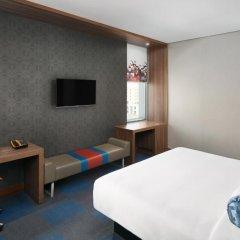 Отель Aloft Riyadh 5* Стандартный номер с различными типами кроватей фото 3