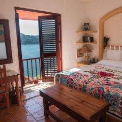 Отель La Casa Que Canta 5* Люкс с различными типами кроватей фото 4