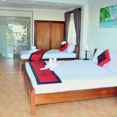 Отель Bi's House Homestay 2* Стандартный номер с различными типами кроватей фото 2