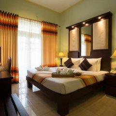 Serene Garden Hotel 3* Номер Делюкс с различными типами кроватей фото 8